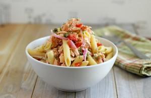 salade-de-pates-au-saumon