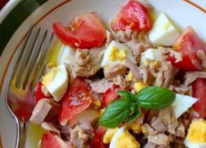 salade-de-tomates-oeufs-et-thon
